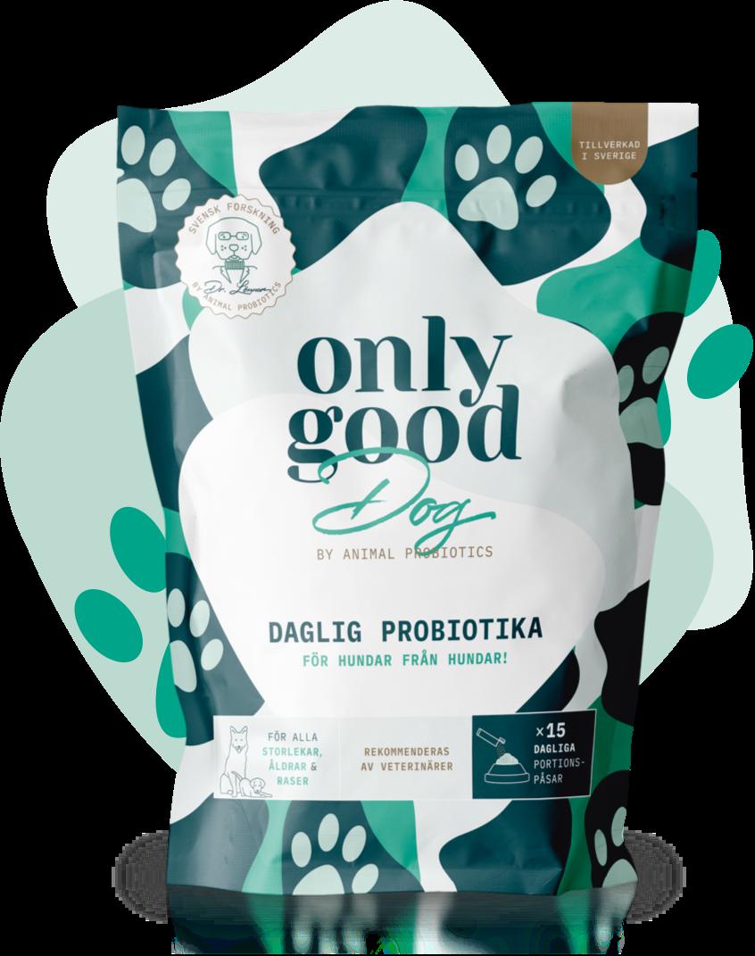 OnlyGoodDog_hundprobiotika